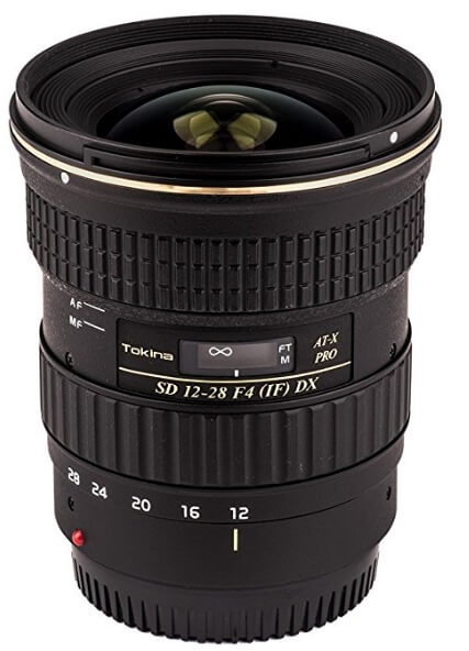 Tokina 12-28mm f/4