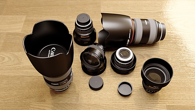 How To Buy Used Camera Lenses?