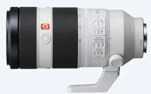 Sony lens with OIS