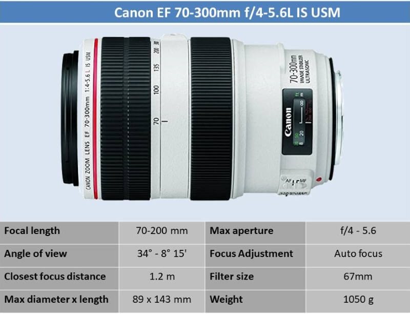 Canon EF 70-300mm f_4-5.6L IS USM