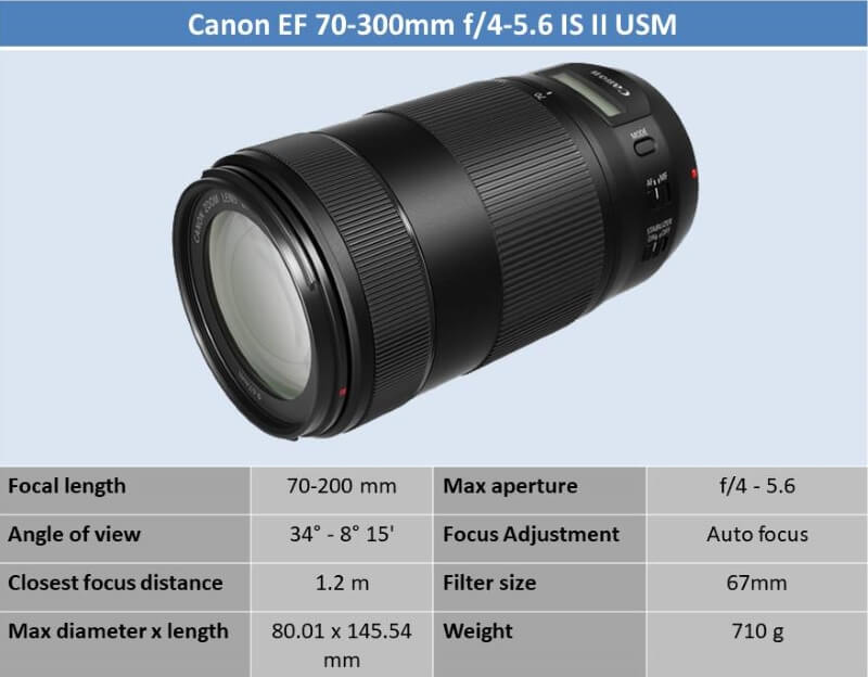 Canon EF 70-300mm f_4-5.6 IS USM