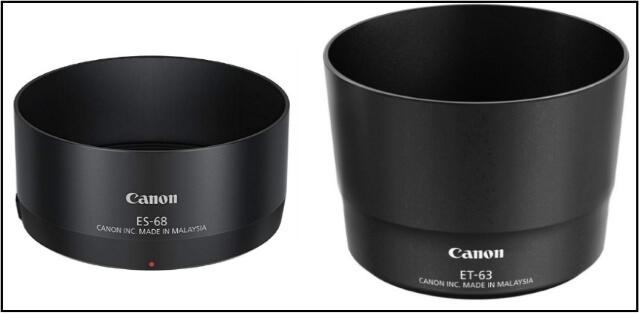lens hood types