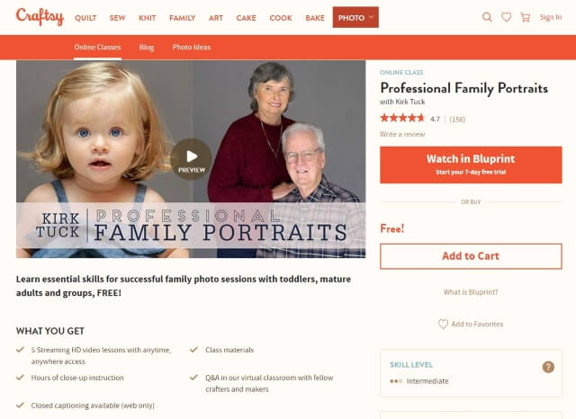 Professional Family Portraits by Kirk Tuck