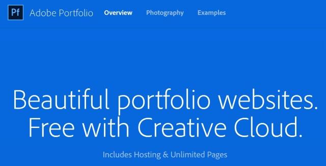 Adobe Portfolio Tutorial