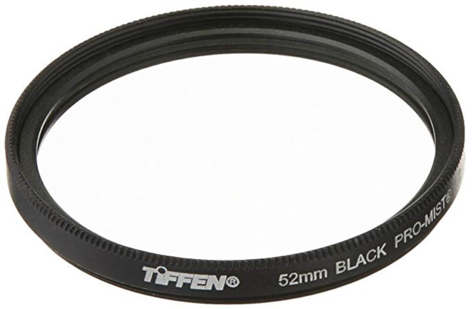 Tiffen 52BPM12 52mm Black Pro-Mist 1/2 Filter