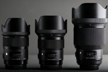 How to rent camera lenses online