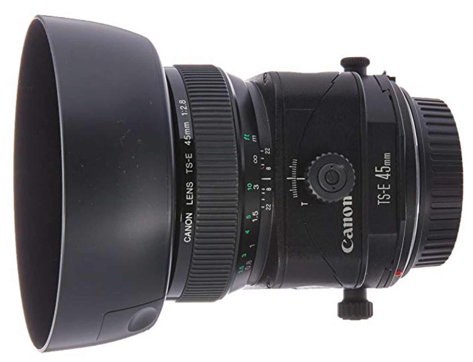 Canon TS-E 45mm f2.8 Tilt Shift