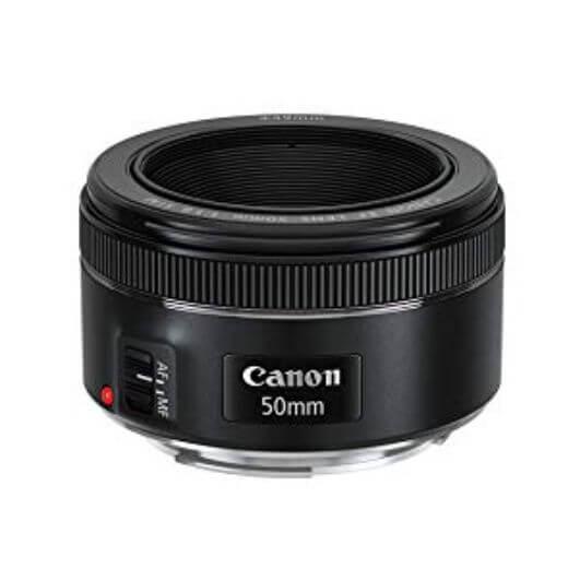 Canon EF 50mm f1.8