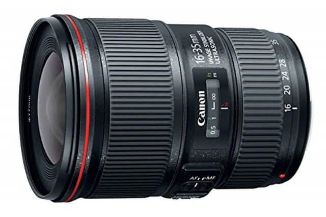 canon 16-35mm f/4-