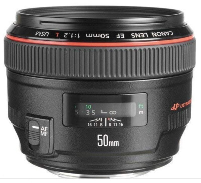 50mm f1.2