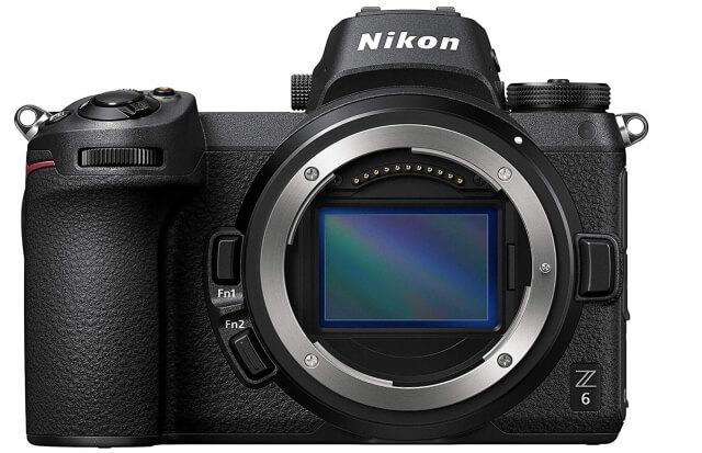 Nikon Z6 Full Frame Mirrorless Camera