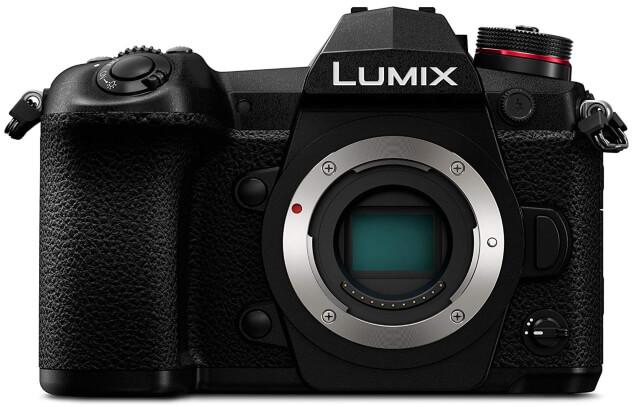 PANASONIC LUMIX G9 4K Digital Camera