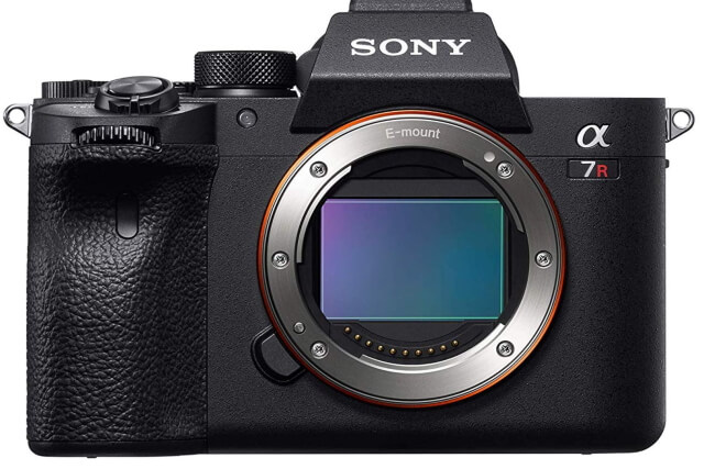 Sony a7R IV Full-frame Mirrorless Interchangeable Lens Camera