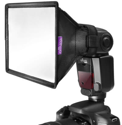 What is the Best On Camera Flash Diffuser?