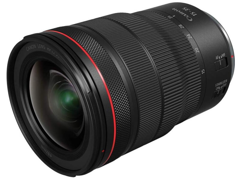 What is Canon L LENS?