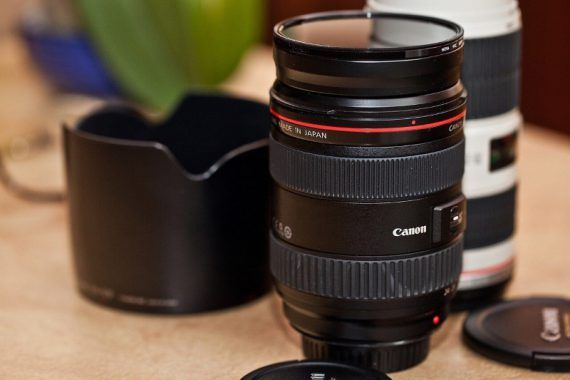 What is Canon L lens