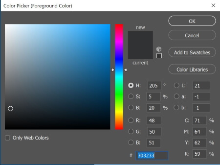 How to Make Digital Background in Photoshop