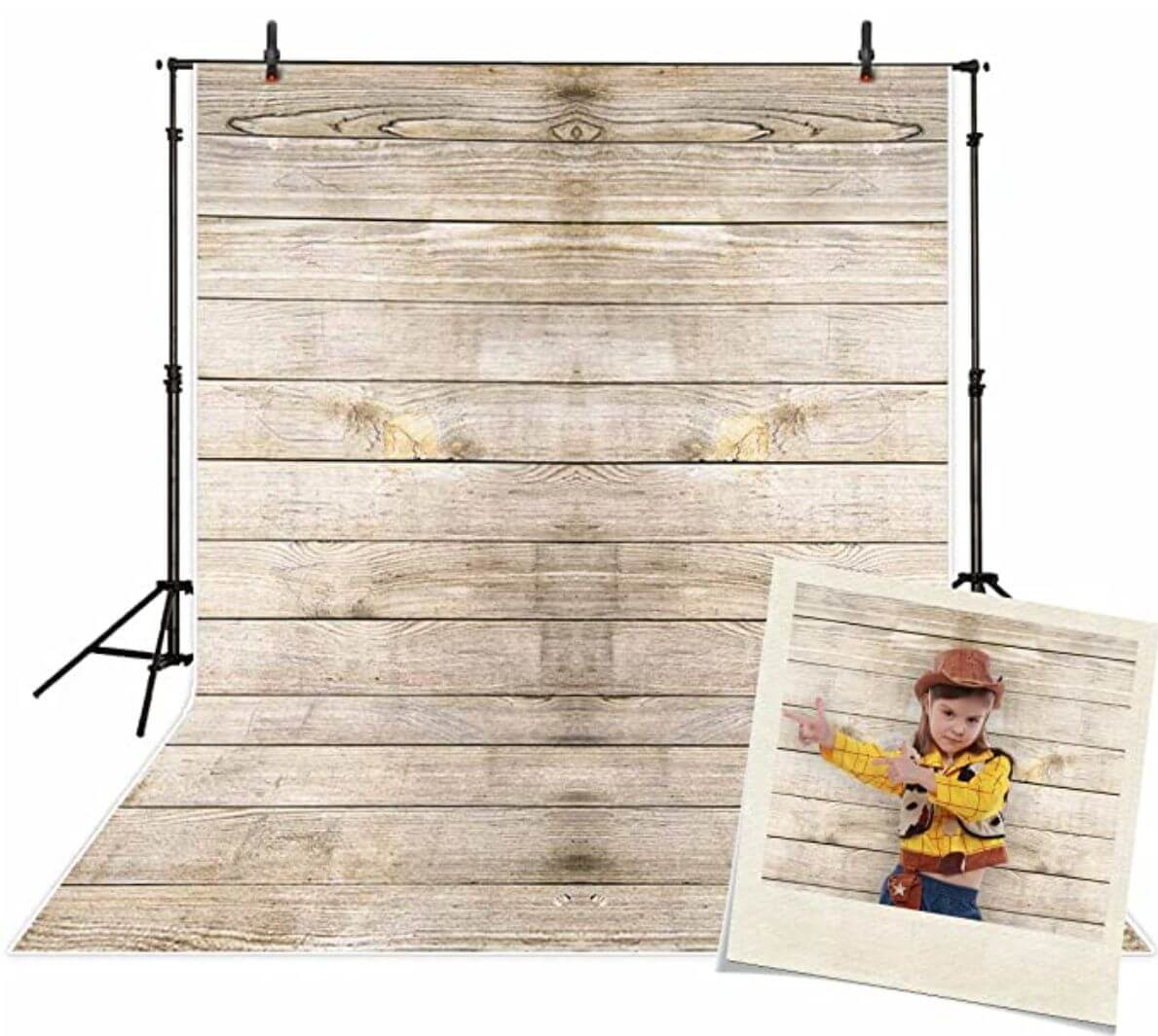 Portrait studio backdrops