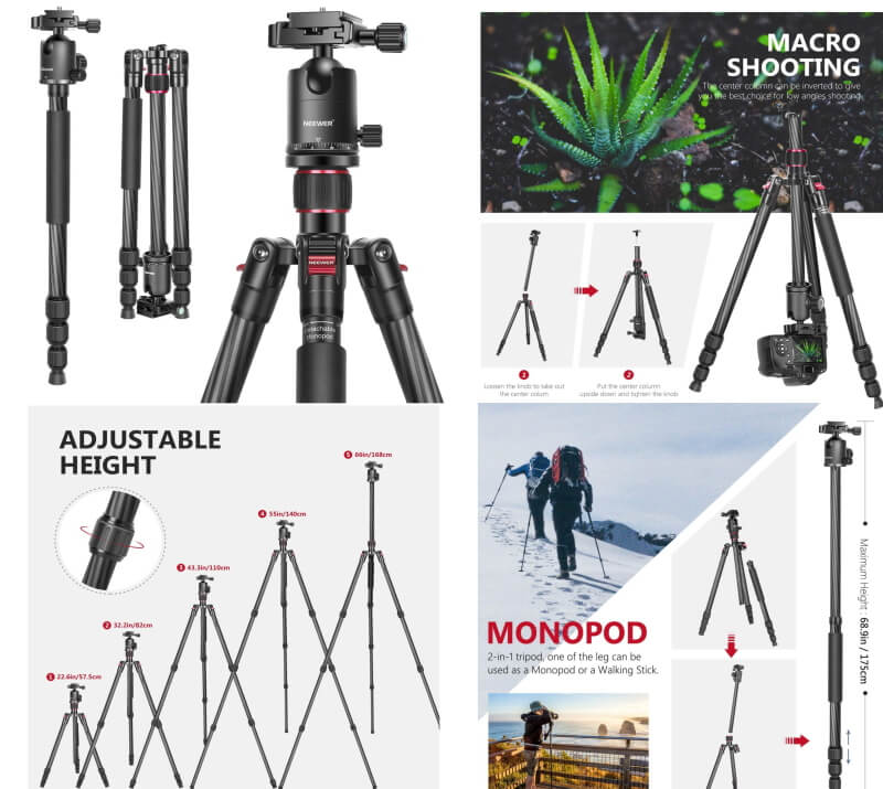 best tripods for beginners