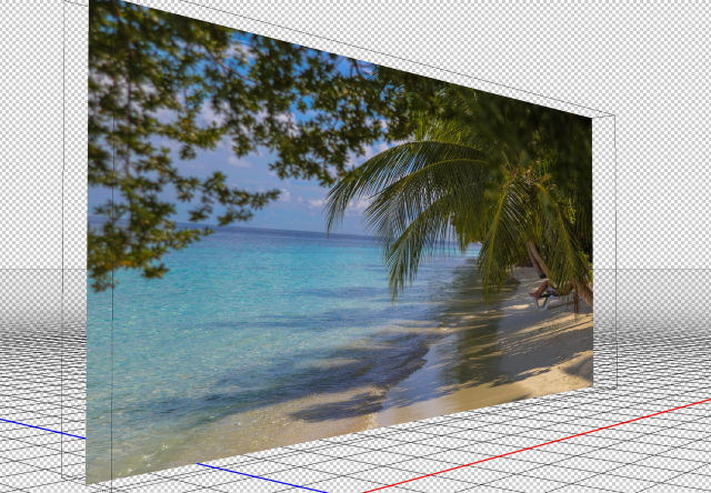 Create 3D Image - Photoshop Beginner's Guide