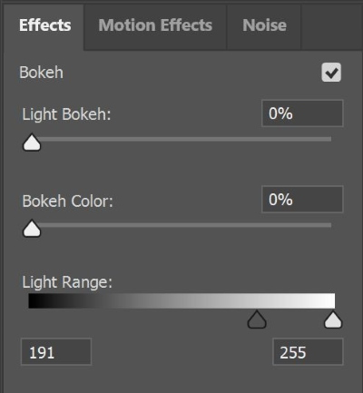 How to Make Bokeh Effect in Photoshop