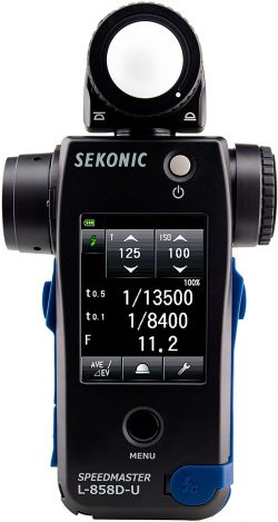 What is Best Light Meters for Photography