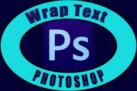 Wrap Text around Circle in Photoshop