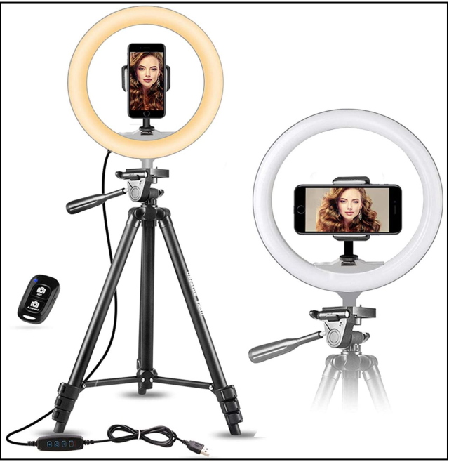 What is Ring Lighting for Photography