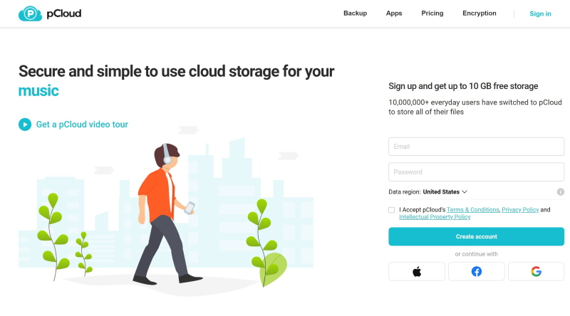 Best Cloud to Store Photos