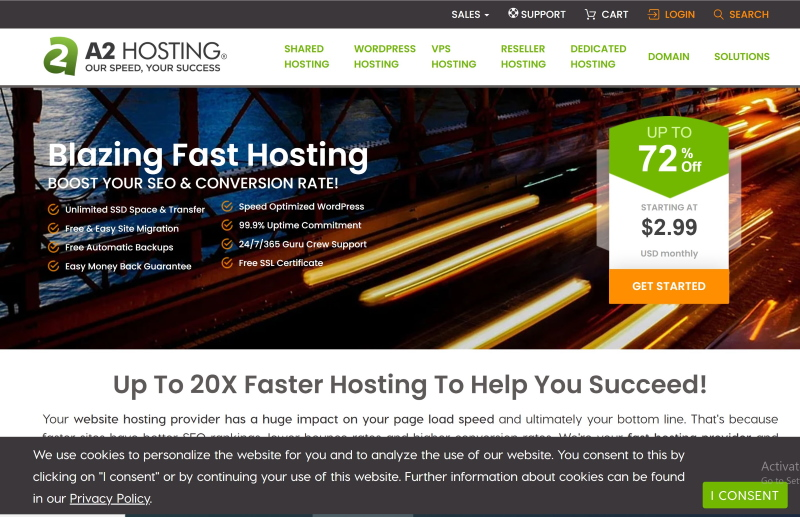 Best Web Hosting Service For Photographers