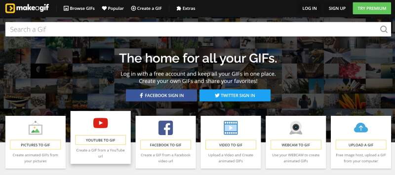 How to Create GIF for Free