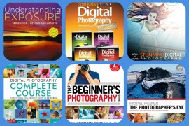 Best Books for Learning Photography